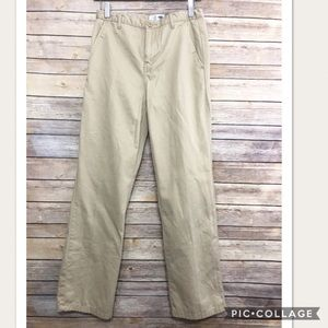 Old Navy Khaki Pants Boys School Uniform Regular